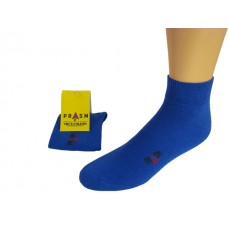 Men's Anklet PRASM Low-Cut Ankle Socks - Blue (Single Pair)